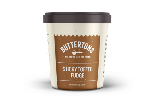 Sticky Toffee Fudge